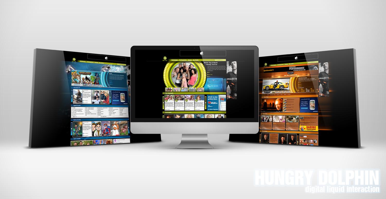 RTL 2 Design Relaunch