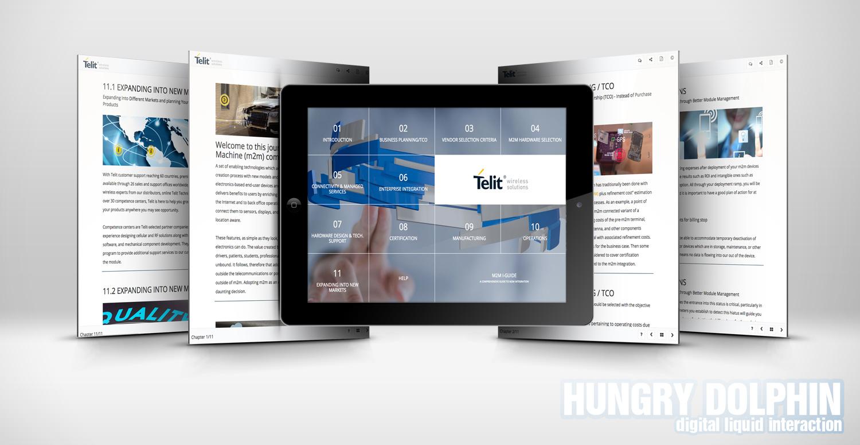 Telit HTML5 Integration Guide
